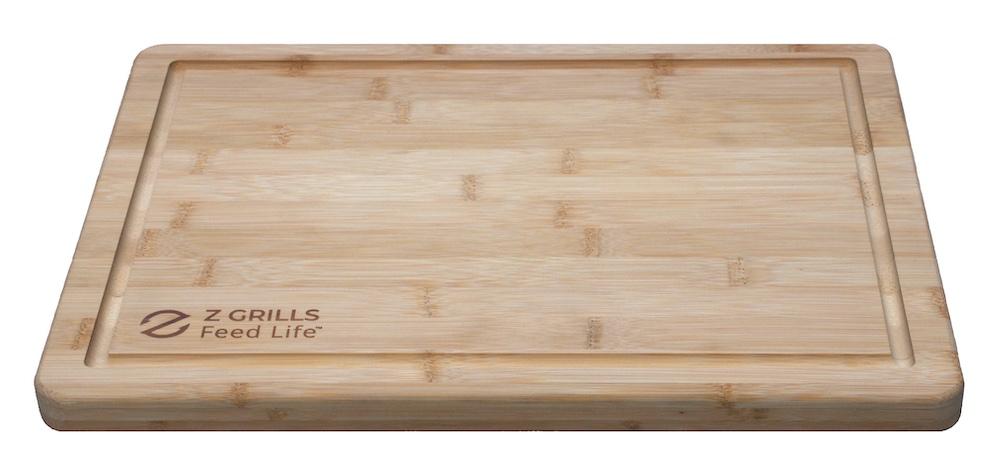 Z Grills  wooden cutting board